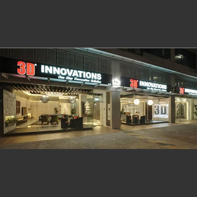 James Soh increased 3D Innovations' revenue from $15 million to $29 million.