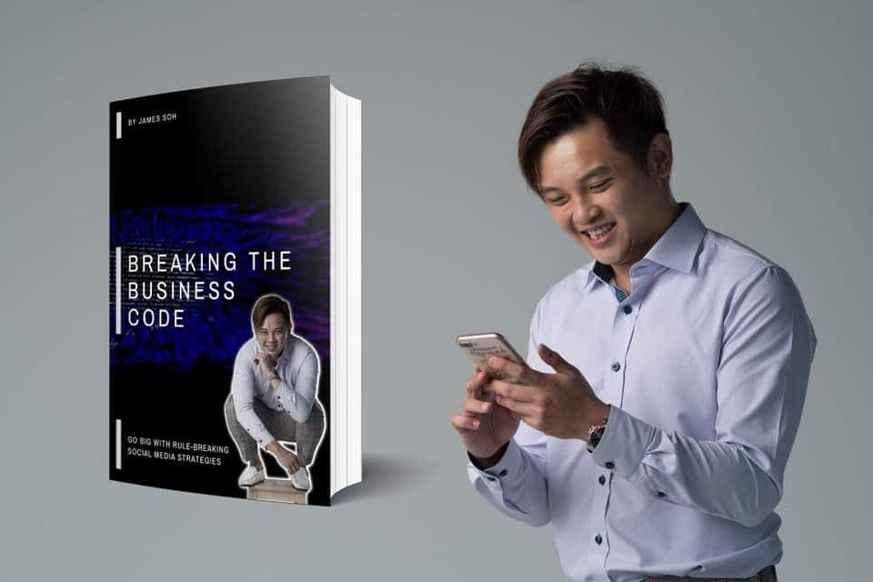 James Soh's Book, Breaking the Business Code